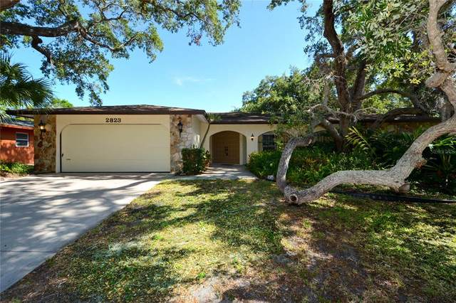 2823 Valley Forge Street, Sarasota, FL 34231 (MLS #A4501170) :: Team Borham at Keller Williams Realty