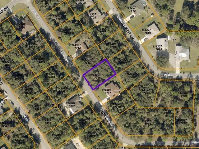 Union Lane, North Port, FL 34288 (MLS #A4501207) :: Premium Properties Real Estate Services