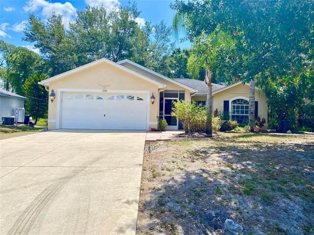 2542 Parrot Street, North Port, FL 34286 (MLS #A4501244) :: Premium Properties Real Estate Services