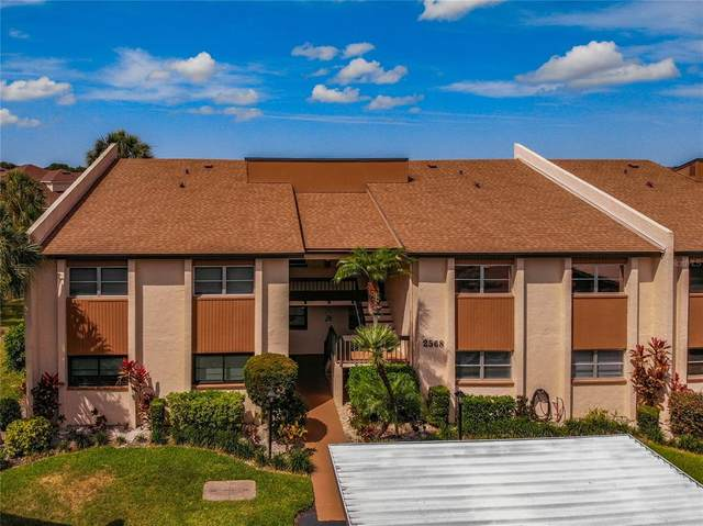 2568 Clubhouse Circle #102, Sarasota, FL 34232 (MLS #A4501270) :: MavRealty