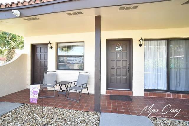 1770 Gulf Boulevard #1, Englewood, FL 34223 (MLS #A4501271) :: Stellar Home Sales