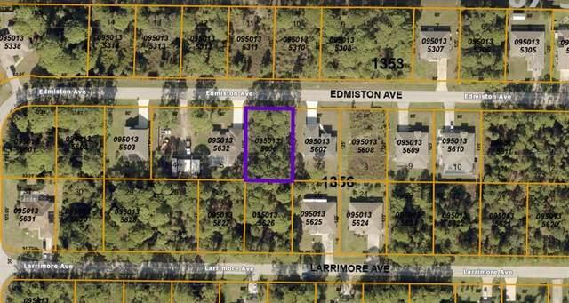 Edmiston Avenue, North Port, FL 34291 (MLS #A4501295) :: Baird Realty Group