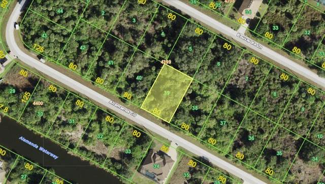 13815 Allamanda Circle, Port Charlotte, FL 33981 (MLS #A4501318) :: RE/MAX Local Expert