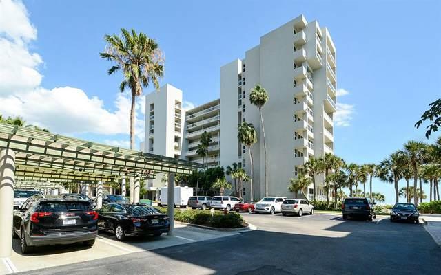230 Sands Point Road #3204, Longboat Key, FL 34228 (MLS #A4501373) :: Stellar Home Sales
