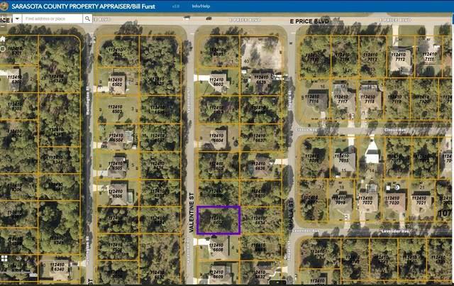 Valentine Street, North Port, FL 34288 (MLS #A4501393) :: The Price Group
