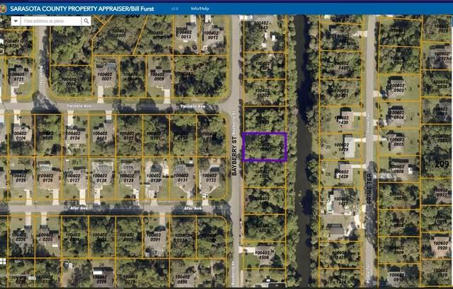Bayberry Street, North Port, FL 34286 (MLS #A4501408) :: Vacasa Real Estate