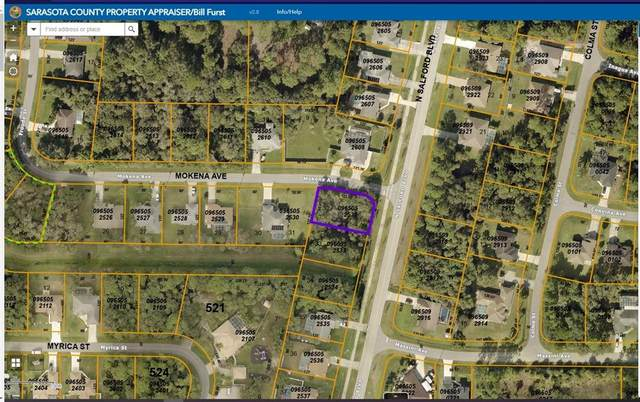 Mokena Avenue, North Port, FL 34286 (MLS #A4501495) :: Rabell Realty Group
