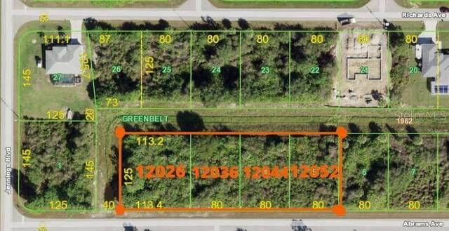 Abrams Avenue, Port Charlotte, FL 33981 (MLS #A4501504) :: Everlane Realty