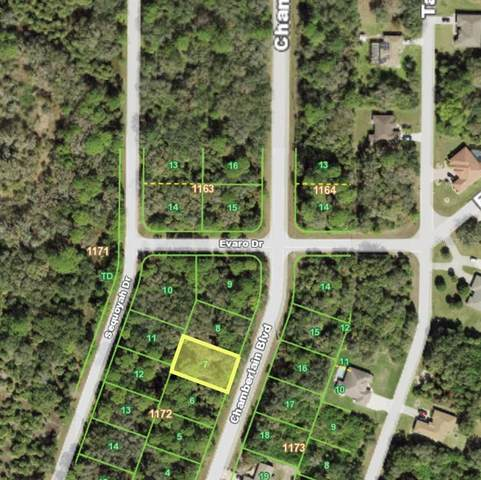 16242 Chamberlain Boulevard, Port Charlotte, FL 33954 (MLS #A4501505) :: Kelli and Audrey at RE/MAX Tropical Sands