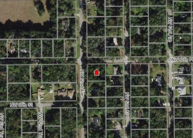 0 (Lot 13) Nw 62Nd Avenue, Ocala, FL 34482 (MLS #A4501566) :: Armel Real Estate