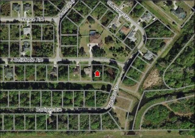 0 (Lot 2) Bellefonte Avenue, North Port, FL 34286 (MLS #A4501570) :: Coldwell Banker Vanguard Realty