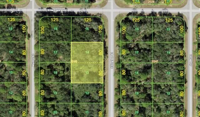 353 & 361 Ellington Street, Port Charlotte, FL 33953 (MLS #A4501602) :: Frankenstein Home Team