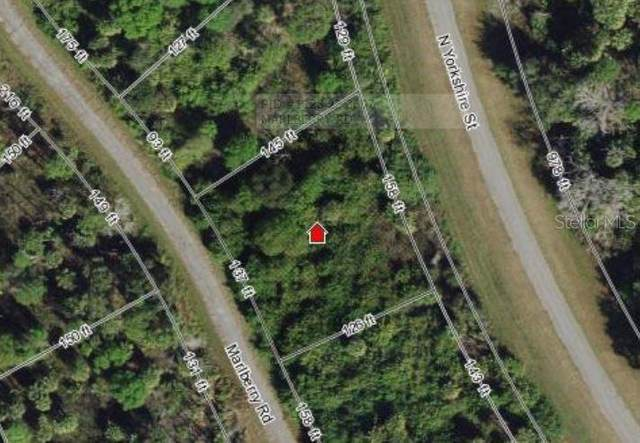 0 (Lot 8 ) Marlberry Road, North Port, FL 34288 (MLS #A4501692) :: The Hustle and Heart Group