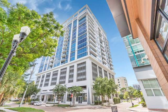 260 S Osceola Avenue #807, Orlando, FL 32801 (MLS #A4501717) :: Pepine Realty