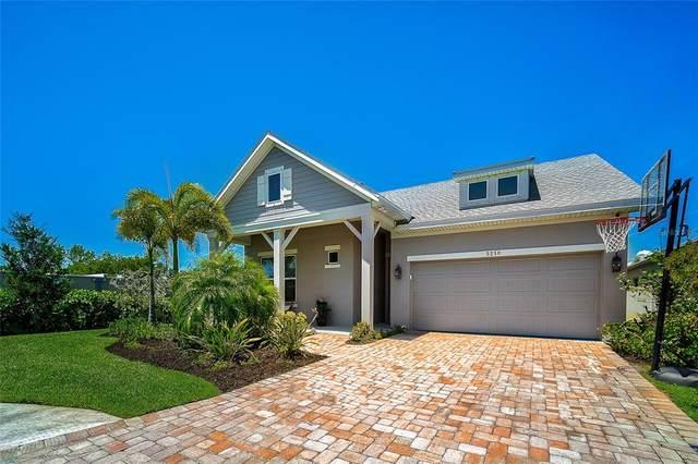 5250 Twinflower Lane, Sarasota, FL 34233 (MLS #A4501739) :: Griffin Group