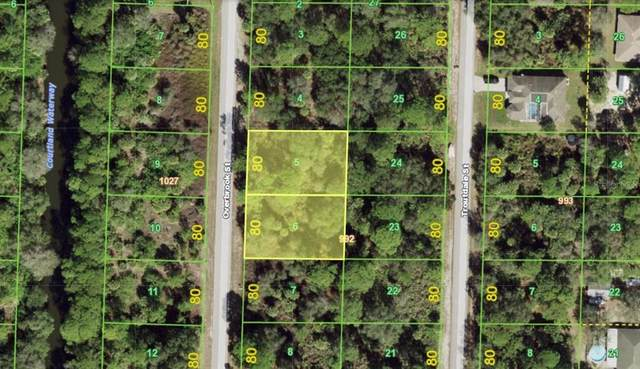 72 & 80 Overbrook Street, Port Charlotte, FL 33954 (MLS #A4501780) :: The Price Group