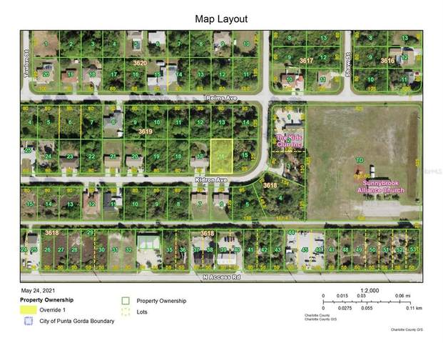 10460 Kidron Avenue, Englewood, FL 34224 (MLS #A4501842) :: The BRC Group, LLC