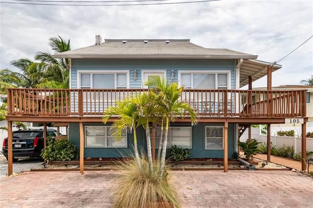 105 6TH Street S, Bradenton Beach, FL 34217 (MLS #A4501972) :: Team Pepka