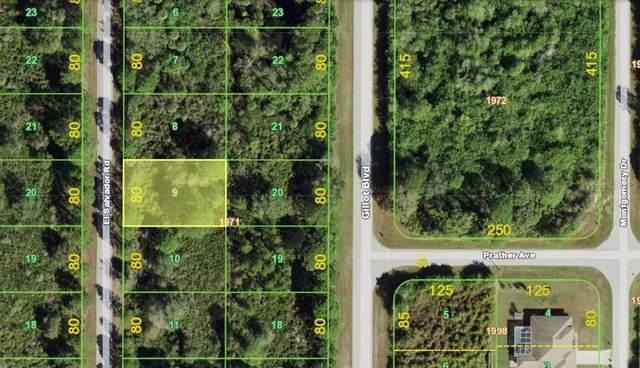 3448 El Salvador Road, Port Charlotte, FL 33981 (MLS #A4501981) :: Everlane Realty