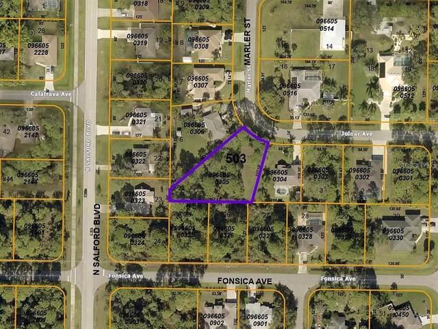 Julnar Avenue, North Port, FL 34286 (MLS #A4502102) :: Cartwright Realty