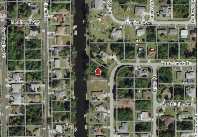2757 Rock Creek Drive, Port Charlotte, FL 33948 (MLS #A4502217) :: Frankenstein Home Team