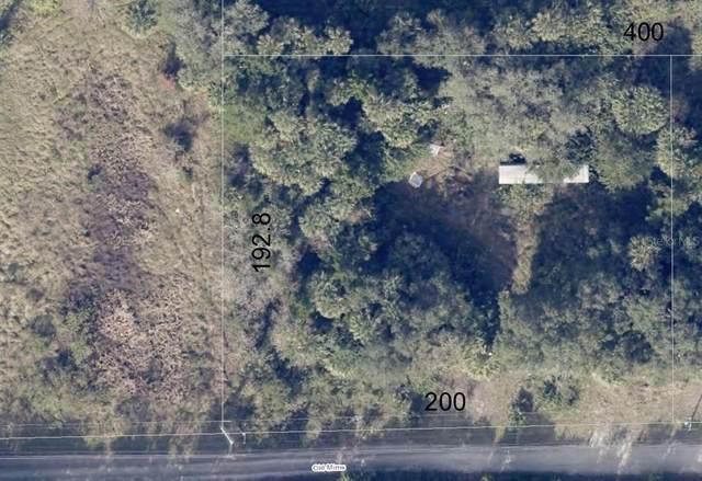 2710 Old Mims Road, Geneva, FL 32732 (MLS #A4502322) :: Vacasa Real Estate