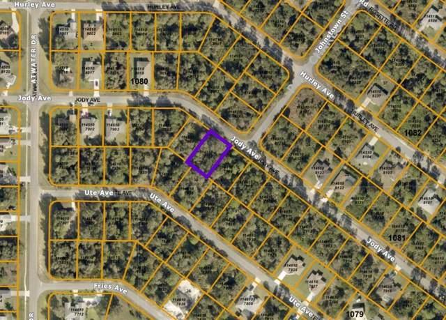 Jody Avenue, North Port, FL 34288 (MLS #A4502332) :: The Price Group