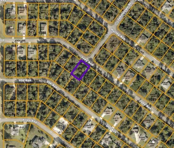 Jody Avenue, North Port, FL 34288 (MLS #A4502334) :: The Price Group