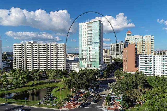 1301 Main Street #401, Sarasota, FL 34236 (MLS #A4502354) :: Pepine Realty