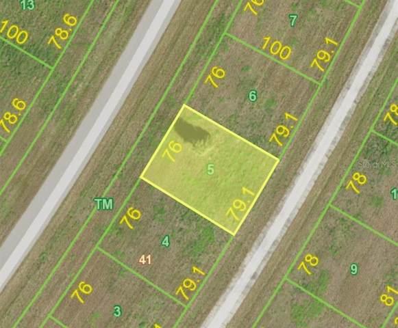 9 Sunflower Lane, Placida, FL 33946 (MLS #A4502402) :: RE/MAX Marketing Specialists