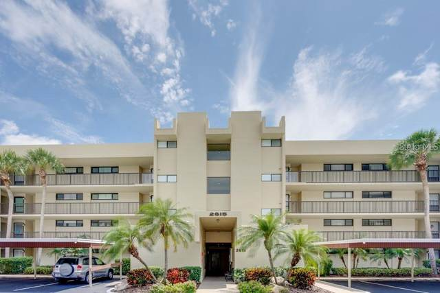 2615 Cove Cay Drive #405, Clearwater, FL 33760 (MLS #A4502561) :: Pepine Realty