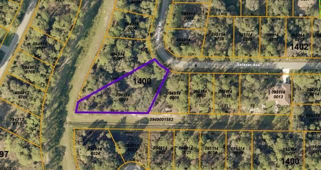 0949140008 Salazar Avenue, North Port, FL 34291 (MLS #A4502568) :: Coldwell Banker Vanguard Realty