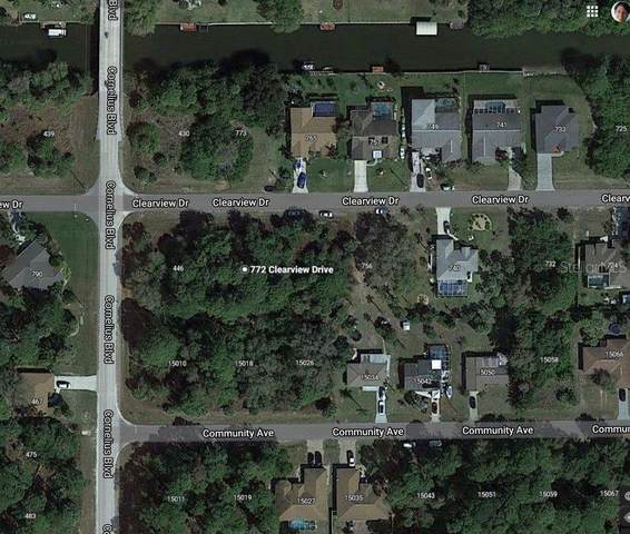 772 Clearview Drive, Port Charlotte, FL 33953 (MLS #A4502639) :: RE/MAX Marketing Specialists
