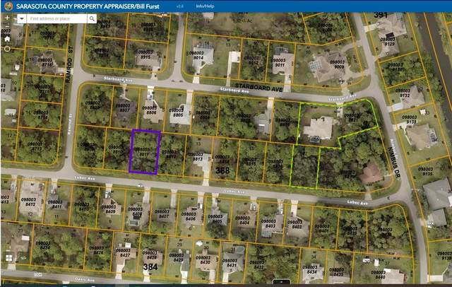 Lubec Avenue, North Port, FL 34287 (MLS #A4502672) :: The Price Group