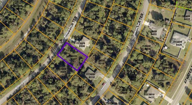 1136099507 Wilburn Terrace, North Port, FL 34288 (MLS #A4502677) :: The Price Group