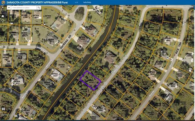 Patio Terrace, North Port, FL 34286 (MLS #A4502678) :: The Price Group