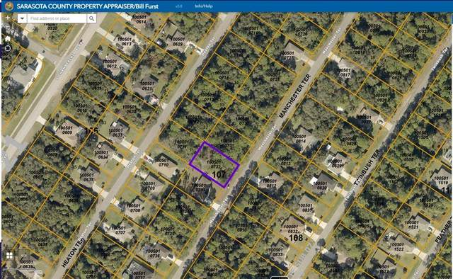 Manchester Terrace, North Port, FL 34286 (MLS #A4502687) :: Rabell Realty Group