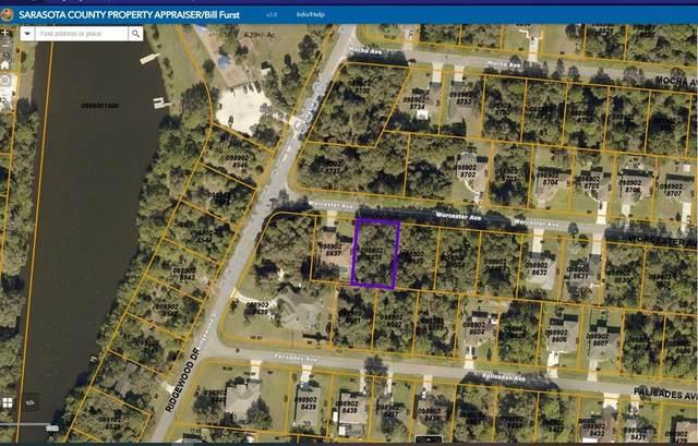 4483 Worcester Avenue, North Port, FL 34287 (MLS #A4502700) :: Frankenstein Home Team