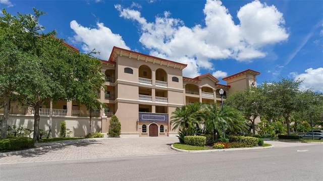 7710 Lake Vista Court #304, Lakewood Ranch, FL 34202 (MLS #A4502703) :: EXIT King Realty