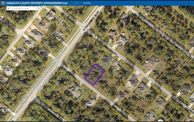 Wells Avenue, North Port, FL 34286 (MLS #A4502711) :: The Robertson Real Estate Group