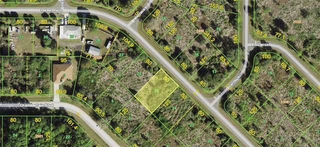309 Lakewood Lane, Port Charlotte, FL 33953 (MLS #A4502738) :: The Robertson Real Estate Group