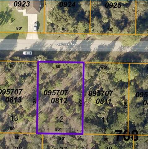 00 Pericles Avenue, North Port, FL 34286 (MLS #A4502891) :: Coldwell Banker Vanguard Realty