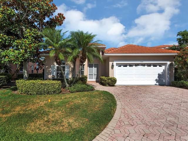 7250 Alicante Drive #5, Sarasota, FL 34238 (MLS #A4502921) :: Memory Hopkins Real Estate