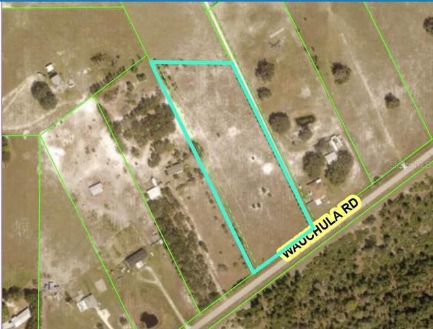 4814 Wauchula Road, Myakka City, FL 34251 (MLS #A4502933) :: The Price Group