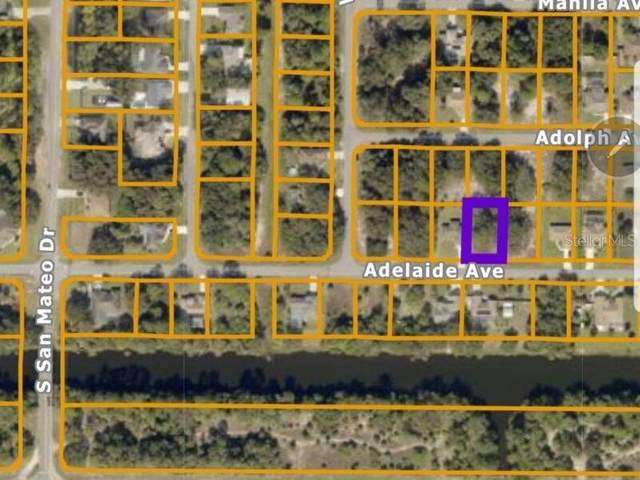 00 Adelaide Avenue, North Port, FL 34288 (MLS #A4502948) :: Cartwright Realty