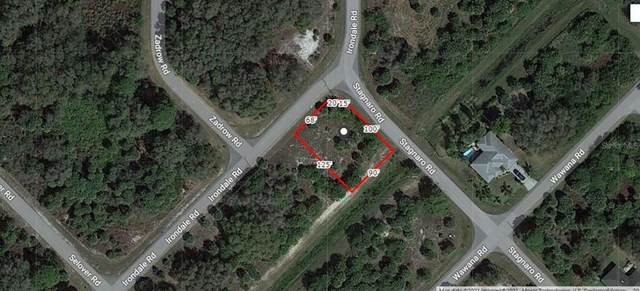Irondale Road, North Port, FL 34287 (MLS #A4502957) :: Kelli and Audrey at RE/MAX Tropical Sands