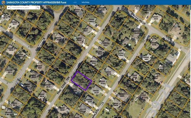 Pine Cone Terrace, North Port, FL 34286 (MLS #A4502977) :: Rabell Realty Group