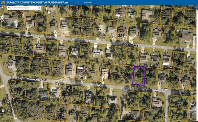 Windsong Avenue, North Port, FL 34287 (MLS #A4502981) :: Frankenstein Home Team