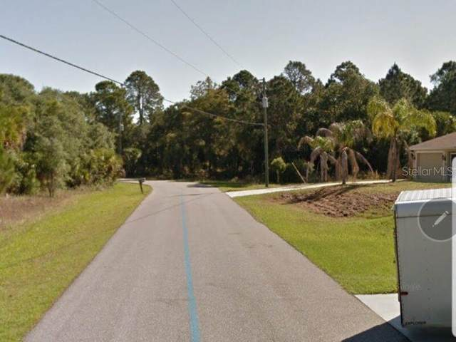 00 Shalimar Terrace, North Port, FL 34286 (MLS #A4502983) :: The Price Group