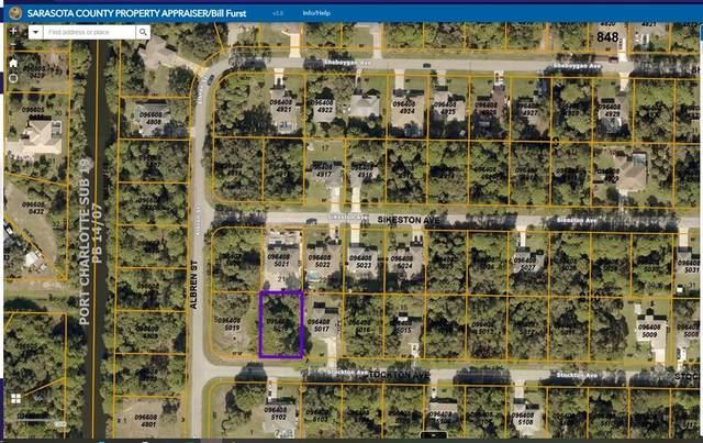 Stockton Avenue, North Port, FL 34286 (MLS #A4502985) :: The Price Group